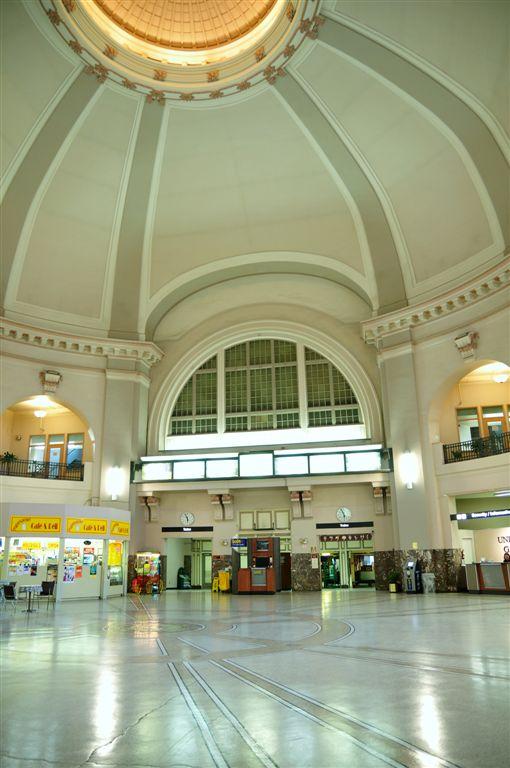 Winnipeg MB Train Station