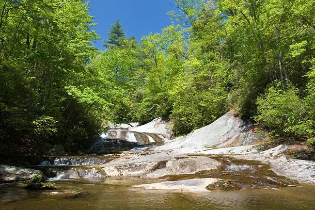 Bonus Waterfall