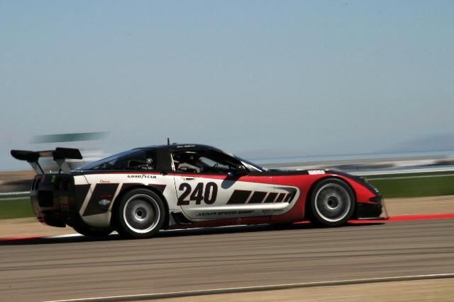 J.R. Smith Corvette