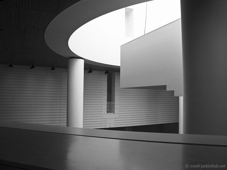 SFMOMA Interior Stairwell