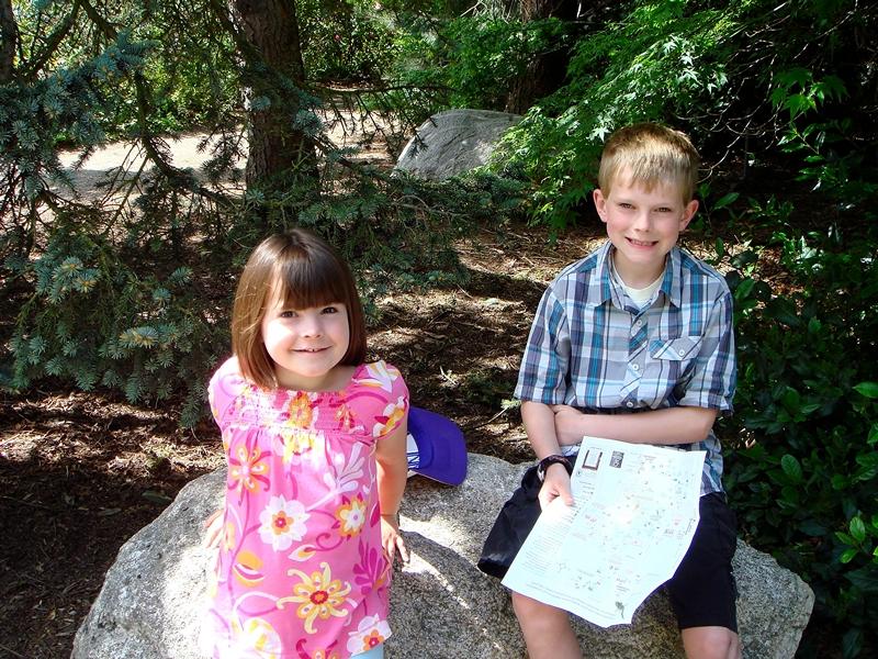 Caitlin and Ryan