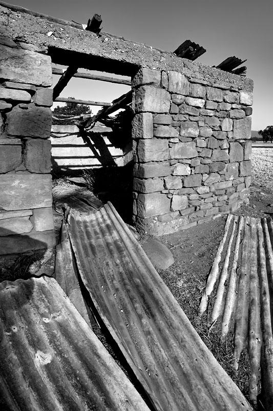 Mount Remarkable Farmhouse Ruin