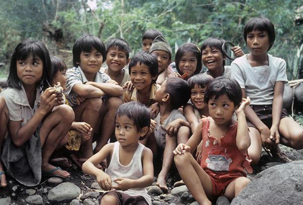 Children of Kalimantan Indonesia JRT
