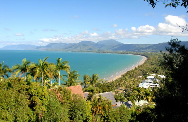 Four Mile Beach Port Douglas Queensland