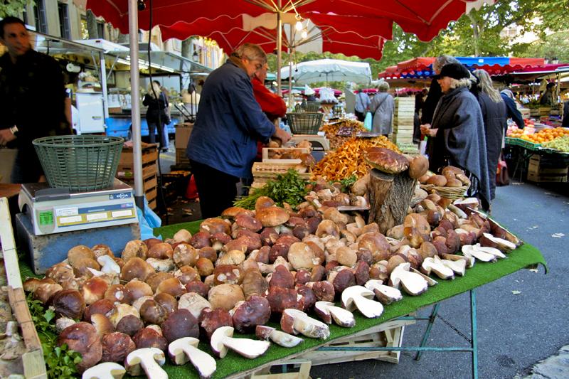 Mushrooms triumph