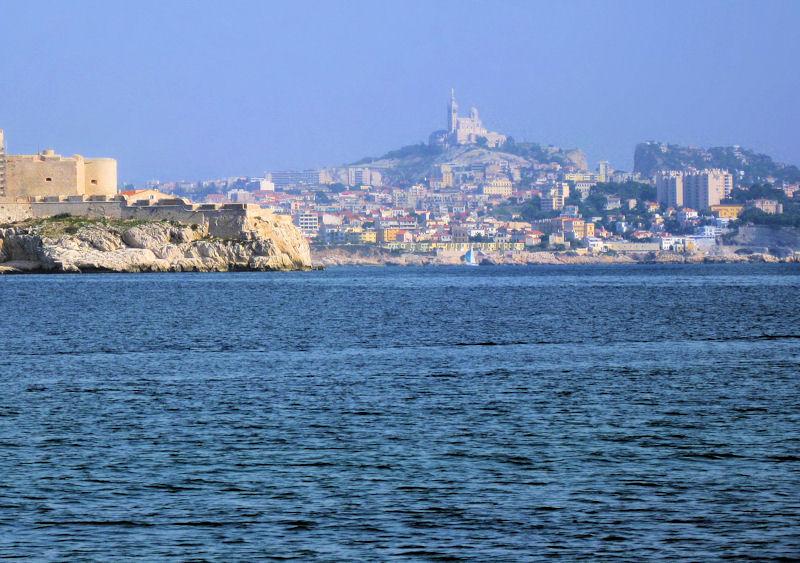 Sailing to Marseille