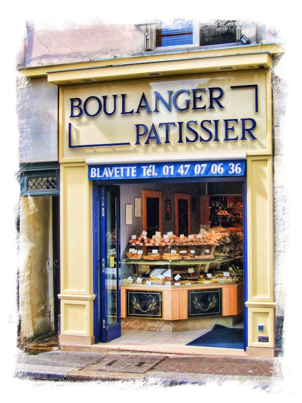 Boulangerie Blavette