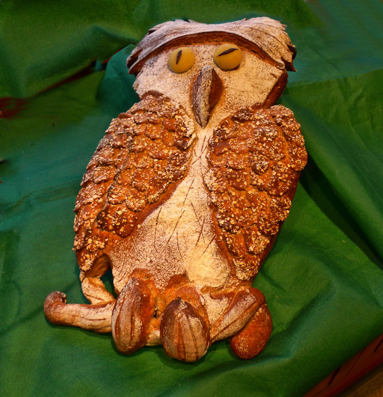 The Owl Bread