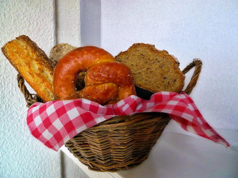 Archetypes of bread...