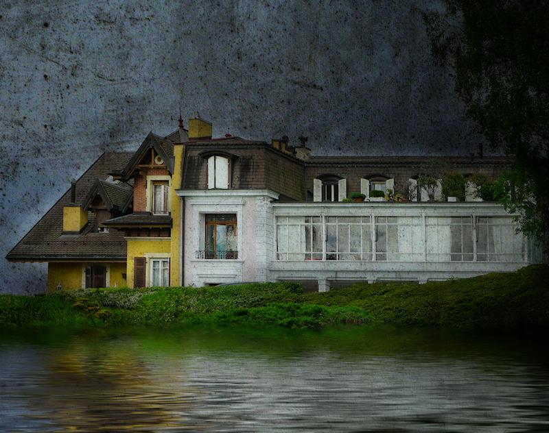 The quiet veranda house