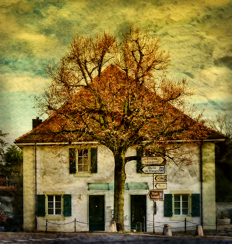The house which knew its way,,,,