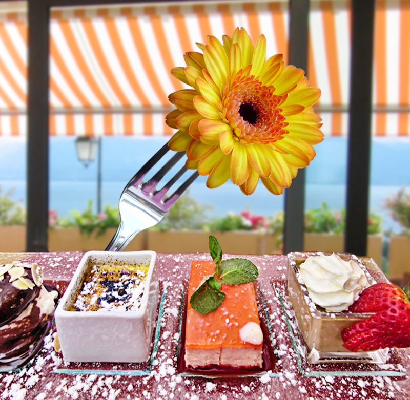 Summer dessert...