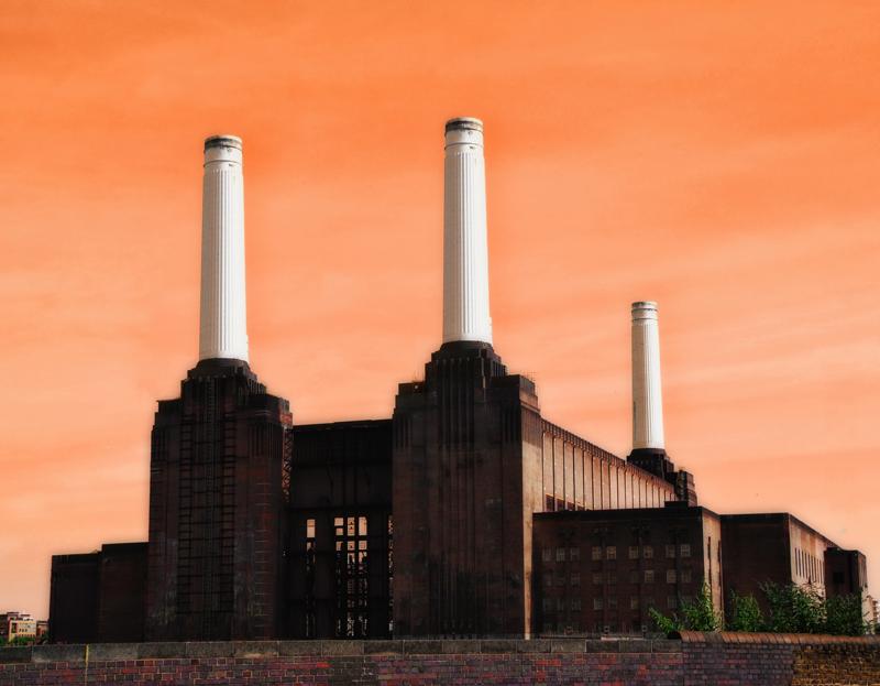 Thinking of Pink Floyd...always