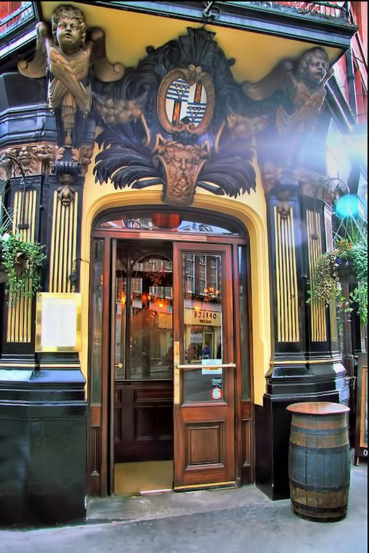Baroque Pub?