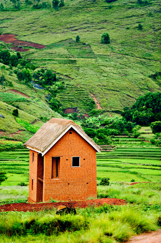 Malagasy house