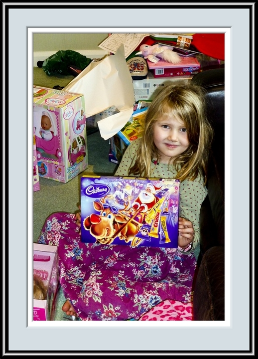 Abi With Her Presents 2, P1010315.jpg