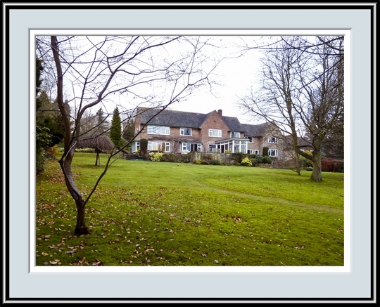 The House, From Bottom of Garden,jpg