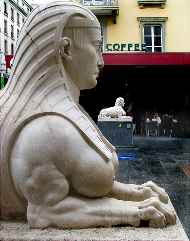 Sphynx coffee