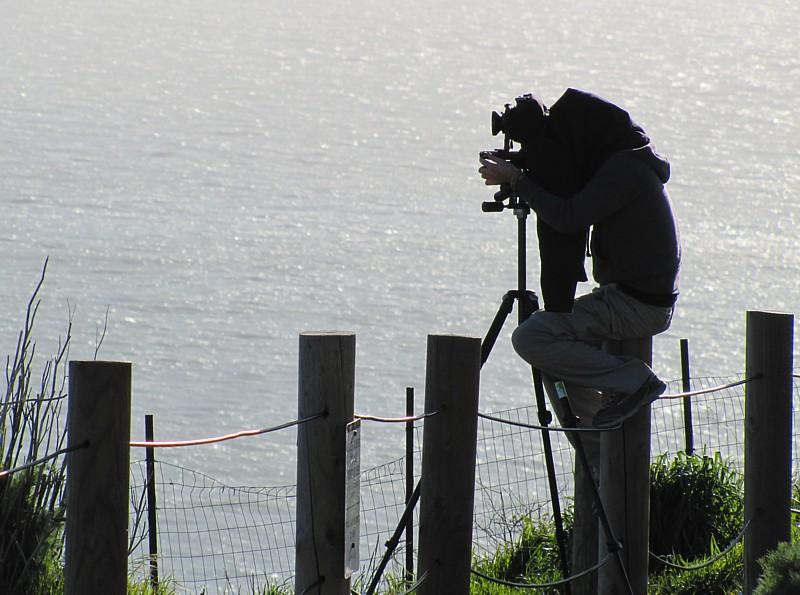 Le photographe au 4X5