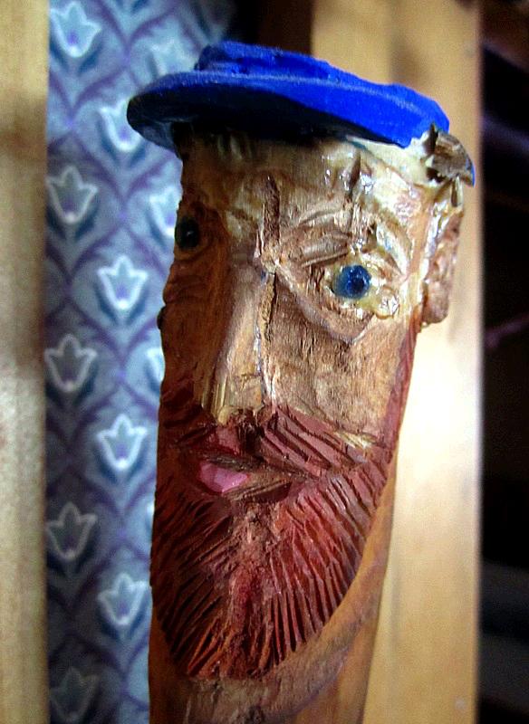 lhomme aux yeux bleus