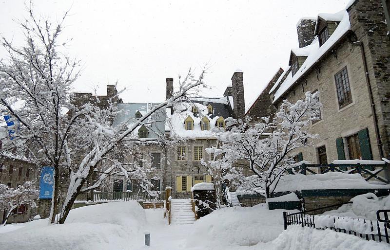 Parc au Petit Champlain