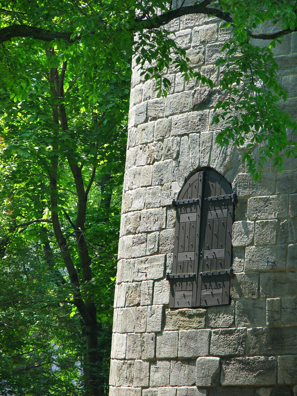 une tour Martello