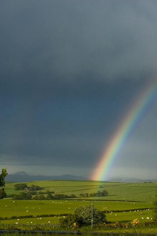 18th June 2012 <br> rainbow