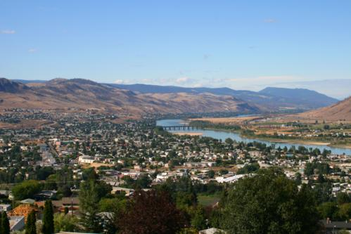 Kamloops and North Thompson River