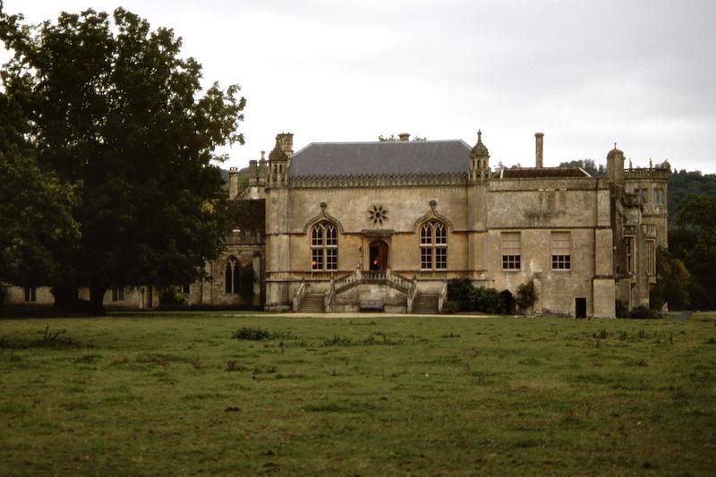 Laycock Abbey