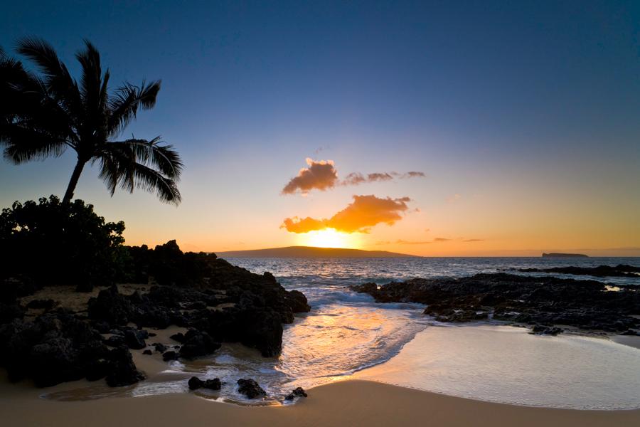 Makena Cove Sunset #2