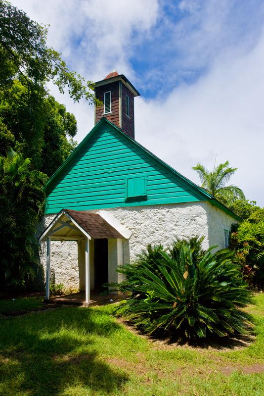 Charles Lindbughs church 03413