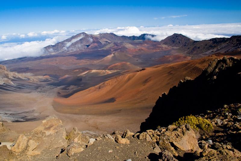 Haleakala crater 15337