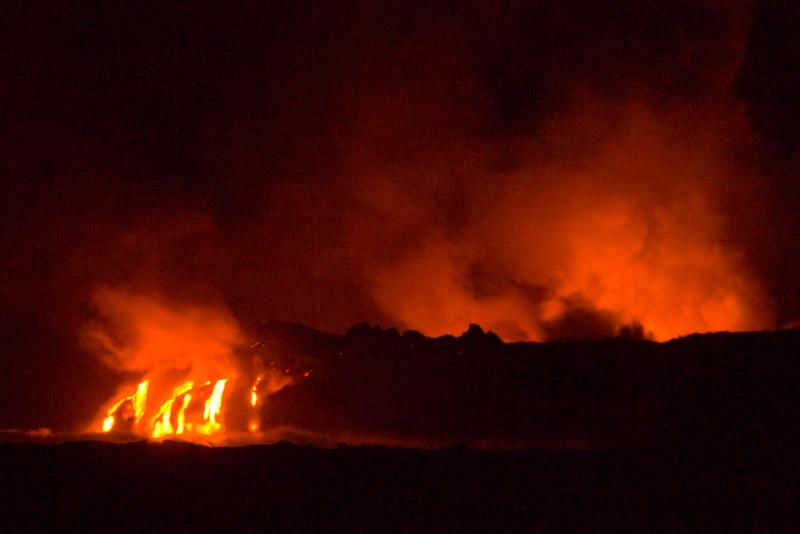 Kilauea Lava 17064