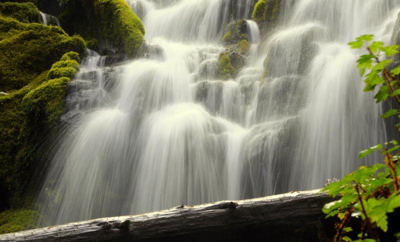 Upper Proxy Falls II