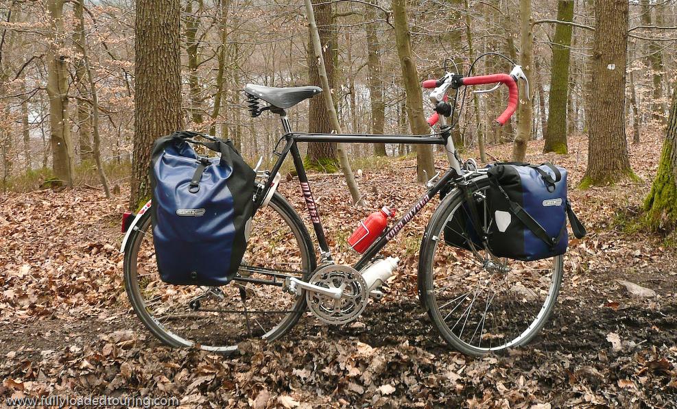 276   Manu - Touring Belgium - Koga Randonneur touring bike