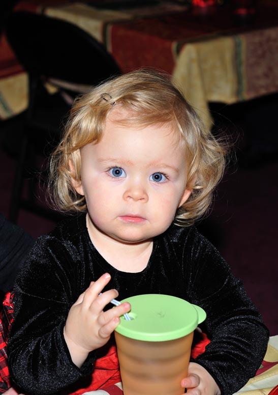 Blonde Hair - Blue Eyes