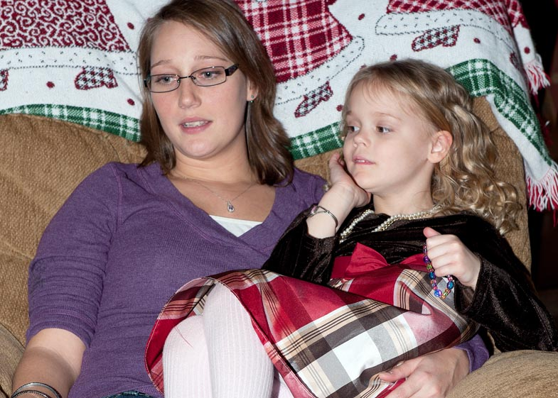 Becky and Rebecca