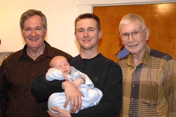 4 Generations of Real Men