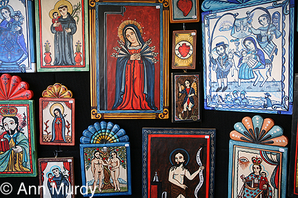 Retablos by Charlie Carrillo