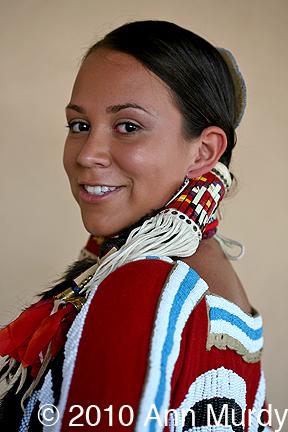 Jessica Growing Thunder, Assiniboine/Sioux