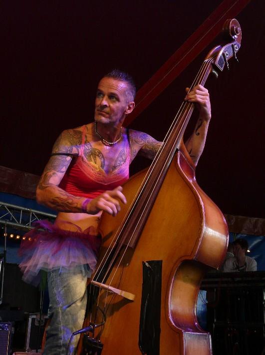 Strappy String Bass