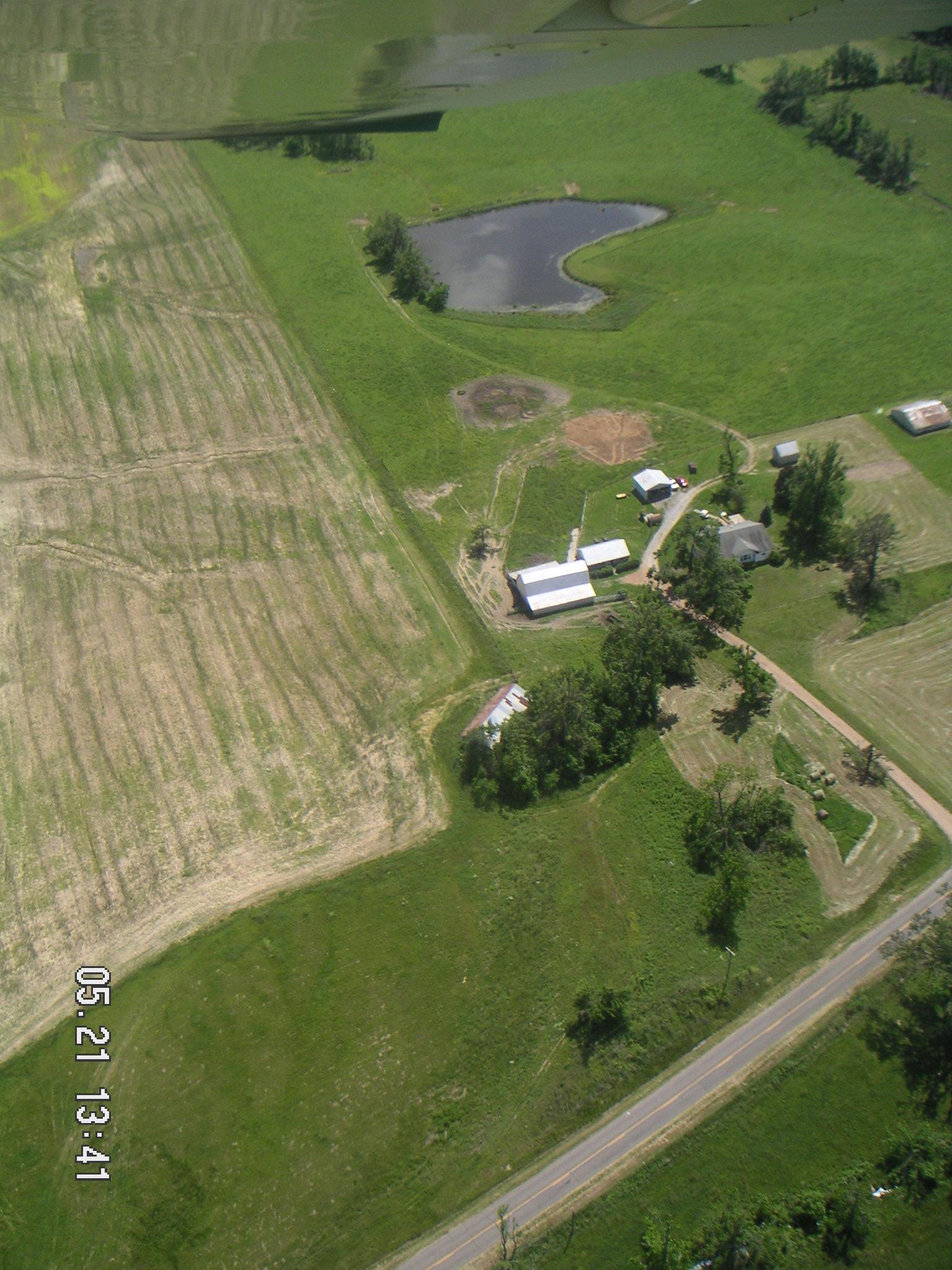 Suzannes(my wife) family farm near Arlington, KY