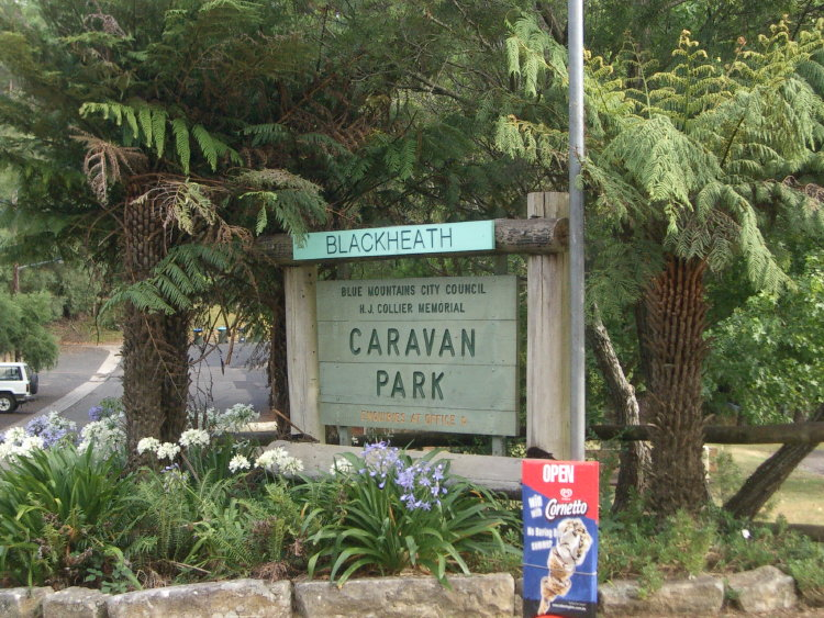 Blackheath Caravan Park