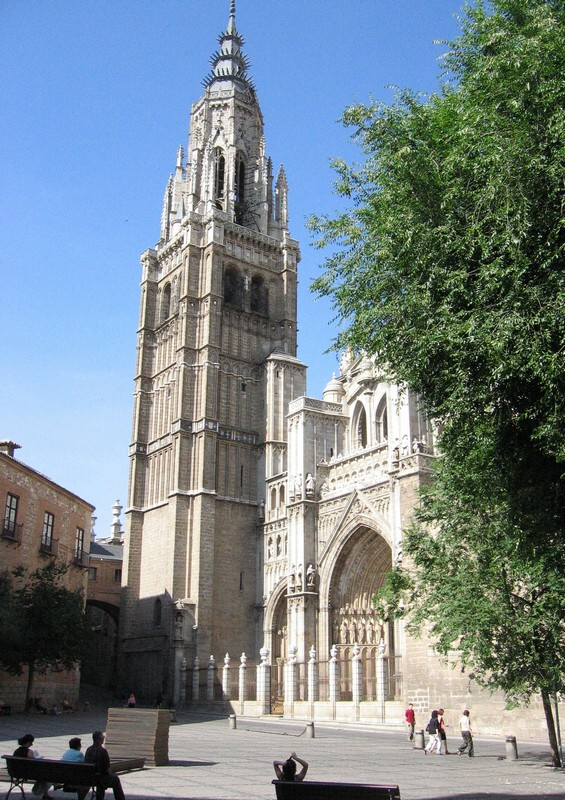 The Cathedral, Toledo