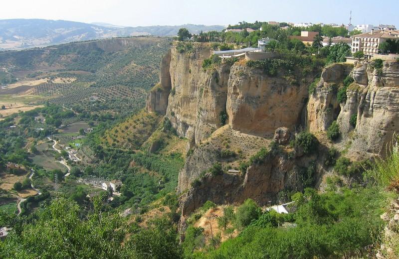 Rhonda, Andalucia