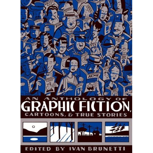 An Anthology of Graphic Fiction (2008)