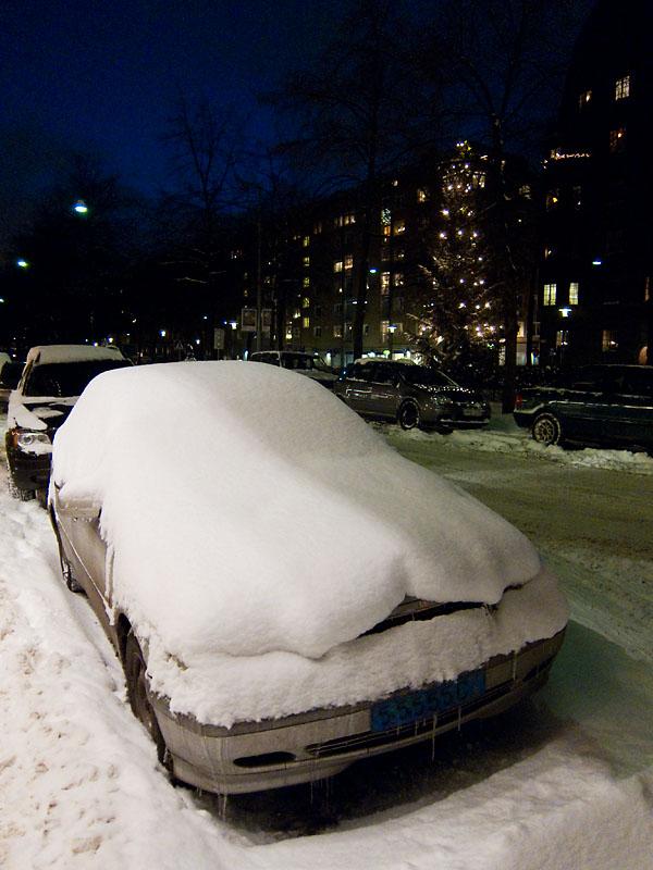 Snowmobile?