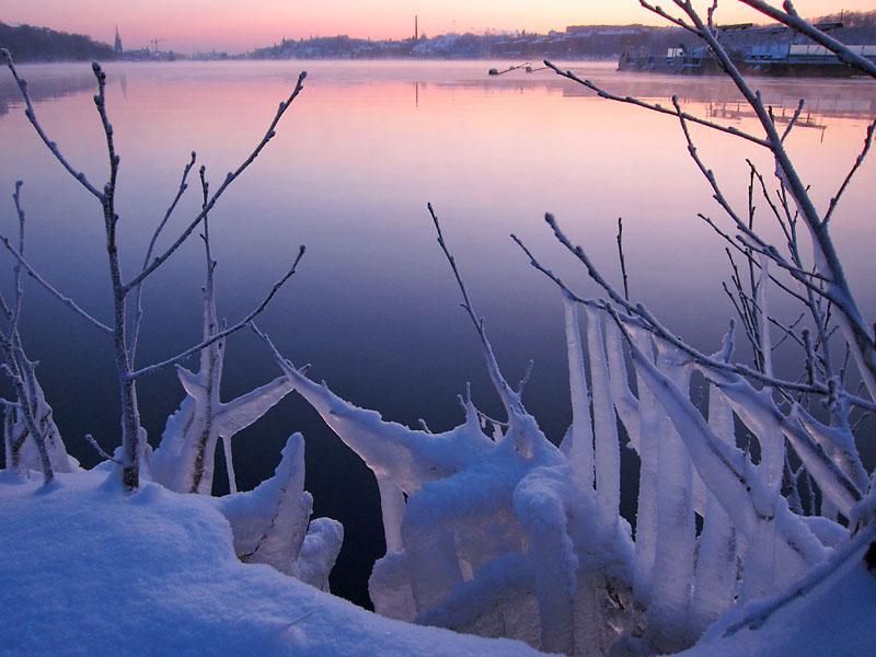 By Lake Mälaren