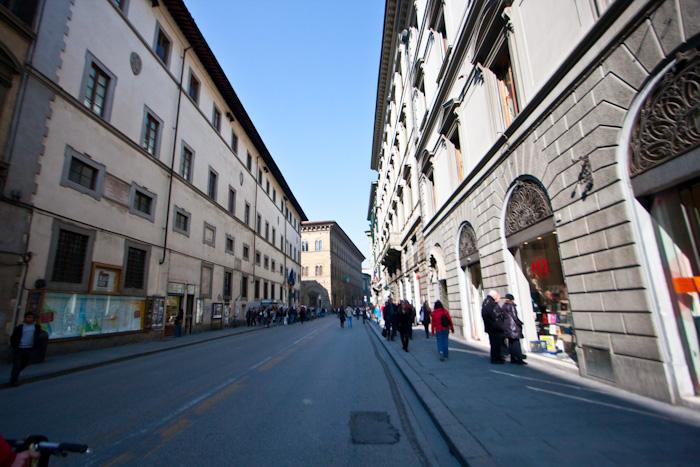 Florentine walk