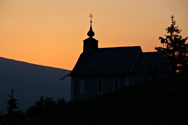 Şumuleu (Csíksomlyó) - Saint Anthony Chapel